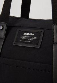 Ecoalf - VILNIUS - Viikonloppukassi - black - 7