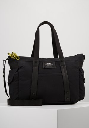 VILNIUS - Weekend bag - black