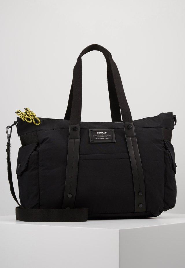 VILNIUS - Weekend bag - black