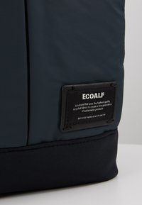 Ecoalf - BIG BUGGY BACKPACK - Reppu - anthracite - 8