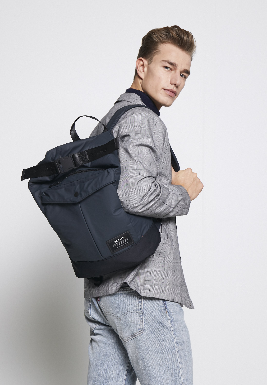 Ecoalf Big Buggy Backpack - Sac À Dos Anthracite