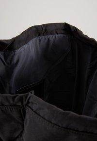 Ecoalf - MULTIPOCKET BACKPACK - Reppu - black - 4
