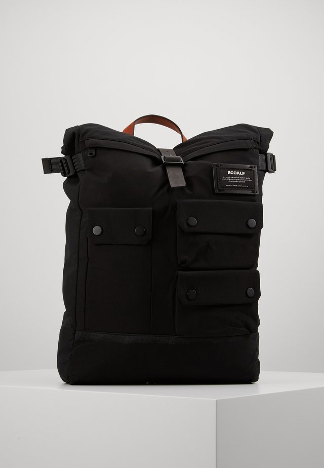MULTIPOCKET BACKPACK - Plecak - black