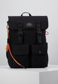 Ecoalf - ZERMAT BACKPACK - Rucksack - black - 0
