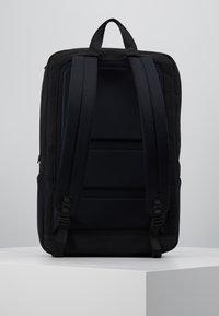 Ecoalf - SIMPLY TECH BACKPACK - Batoh - black - 2