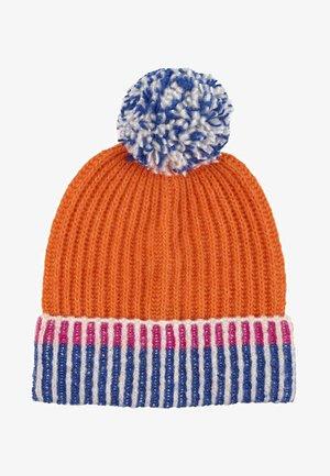 Mütze - orange