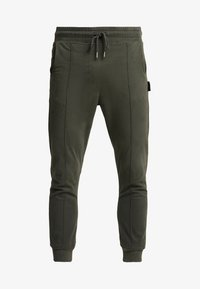 Be Edgy - BELUNIK - Jeans Tapered Fit - khaki - 3