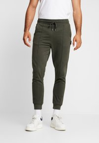 Be Edgy - BELUNIK - Jeans Tapered Fit - khaki - 0