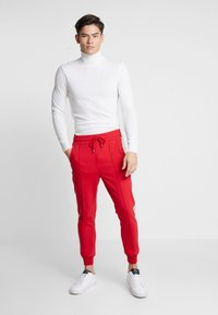 Be Edgy - DOMINIK - Pantalones - red - 3