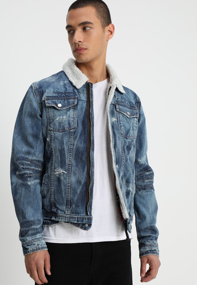 BEKELVYN  - Denim jacket - indigo