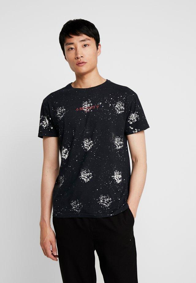JENKINS - T-shirt med print - black