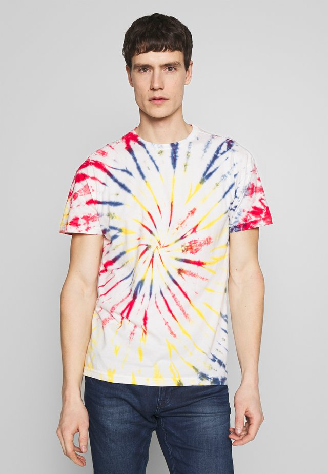 GIGGSEN - Print T-shirt - multi-coloured