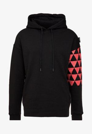BEADRIAN - Jersey con capucha - black triangle