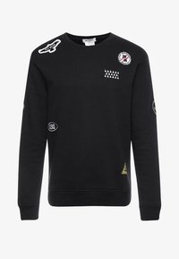 Be Edgy - OLIVER - Sweatshirt - black - 3
