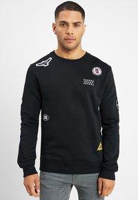 Be Edgy - OLIVER - Sweatshirt - black - 2