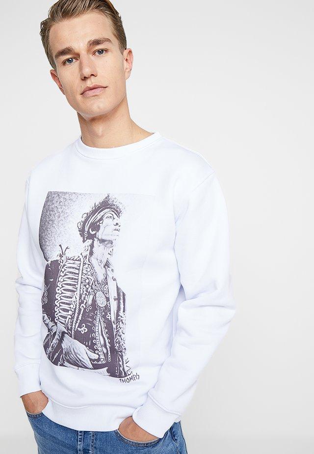 HENDR - Sweater - weiß