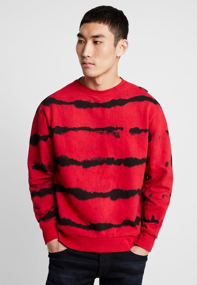 Be Edgy - KATIC - Sweatshirt - red