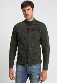 Be Edgy - BE THEO EDD - Summer jacket - khaki - 0
