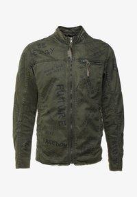 Be Edgy - BE THEO EDD - Summer jacket - khaki - 4