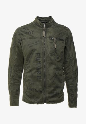 BE THEO EDD - Summer jacket - khaki