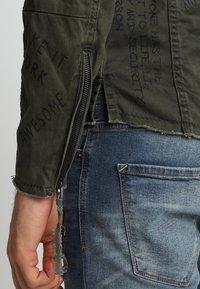 Be Edgy - BE THEO EDD - Summer jacket - khaki - 3