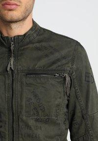 Be Edgy - BE THEO EDD - Summer jacket - khaki - 5