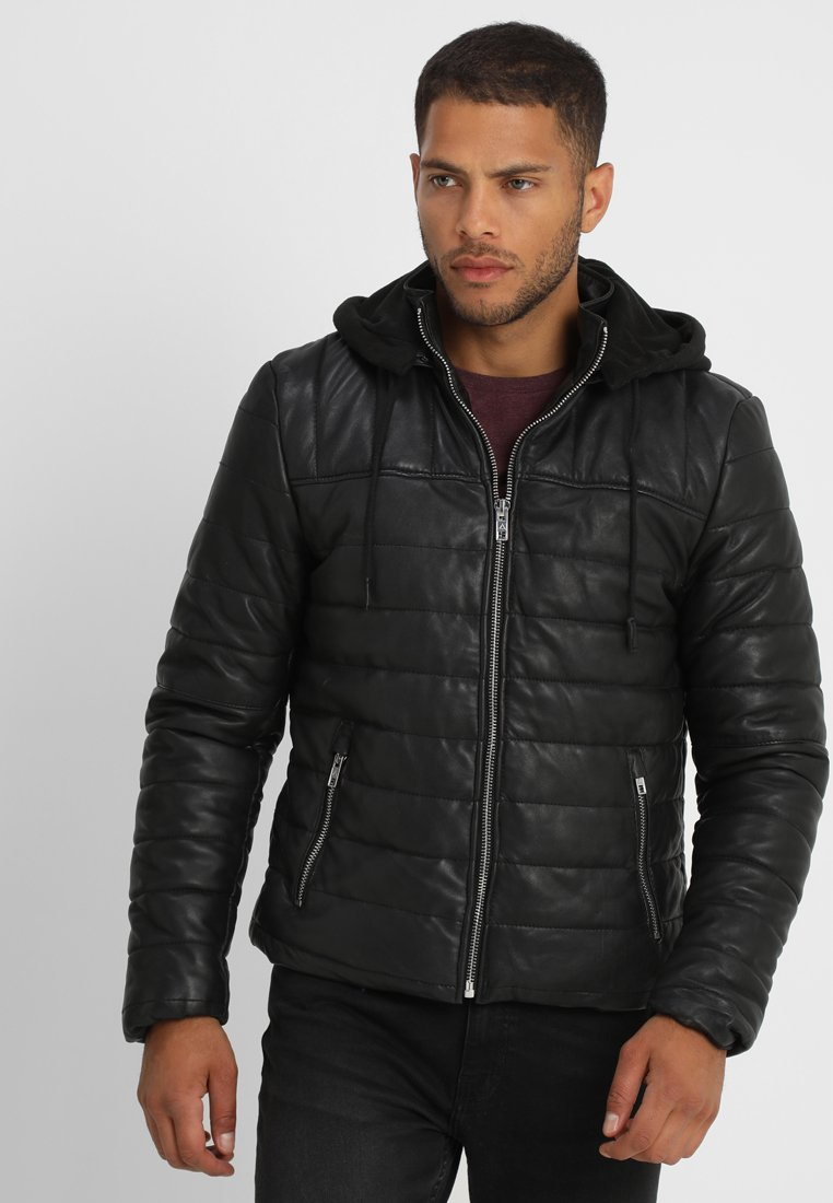 Be Edgy - BEDENNIS - Down jacket - black