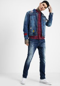 Be Edgy - DUSTY  - Veste en jean - blue denim - 1