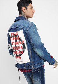 Be Edgy - DUSTY  - Veste en jean - blue denim - 0