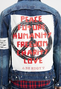 Be Edgy - DUSTY  - Veste en jean - blue denim - 7