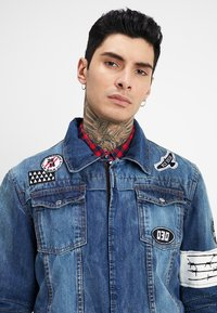 Be Edgy - DUSTY  - Veste en jean - blue denim - 3