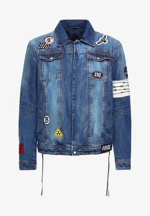 DUSTY  - Džínová bunda - blue denim