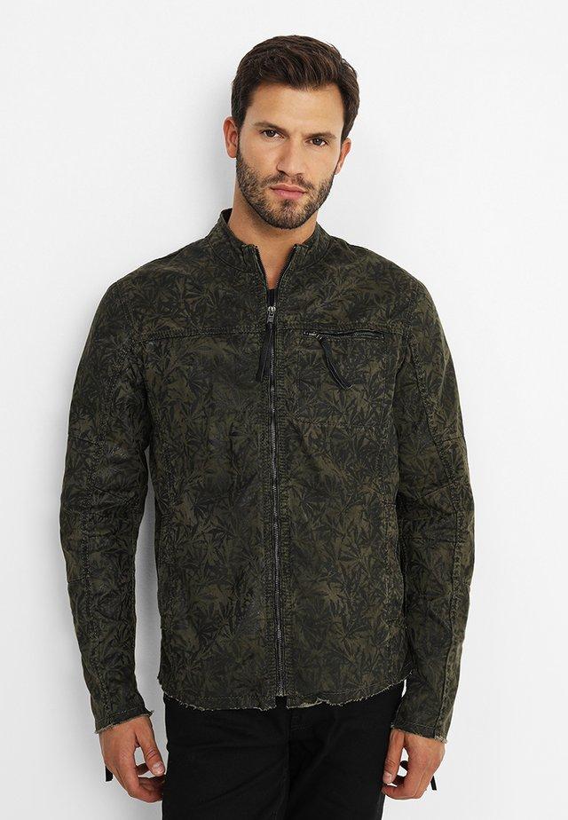 BELEAF - Summer jacket - grün