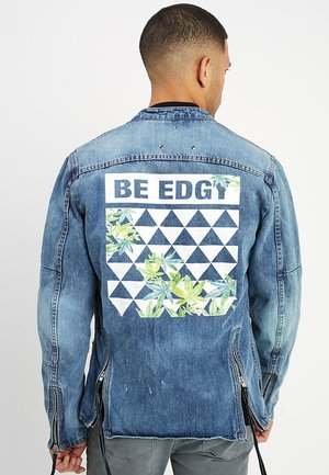 BEPRISM - Denim jacket - indigo mid