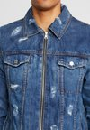 Be Edgy - BENATE - Denim jacket - blue
