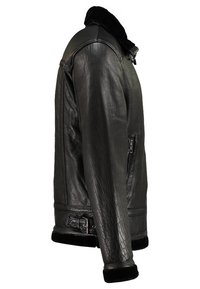 Be Edgy - BEANDREW - Leather jacket - black - 3
