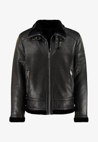 Be Edgy - BEANDREW - Leather jacket - black - 0