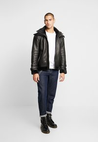 Be Edgy - BECARL - Leather jacket - black - 1