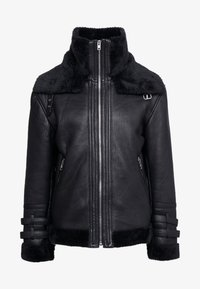 Be Edgy - BECARL - Leather jacket - black - 4