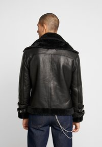 Be Edgy - BECARL - Leather jacket - black - 2