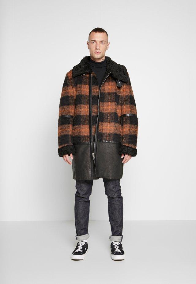 ALESSIO - Winter coat - brown