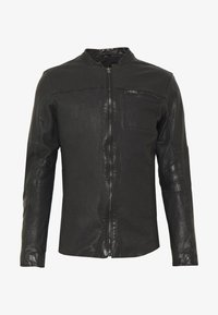 Be Edgy - BEJACEK - Veste en cuir - black - 4
