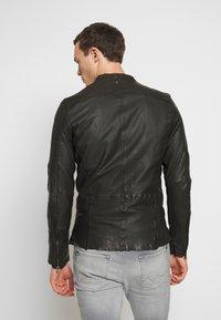 Be Edgy - BEJACEK - Veste en cuir - black - 2