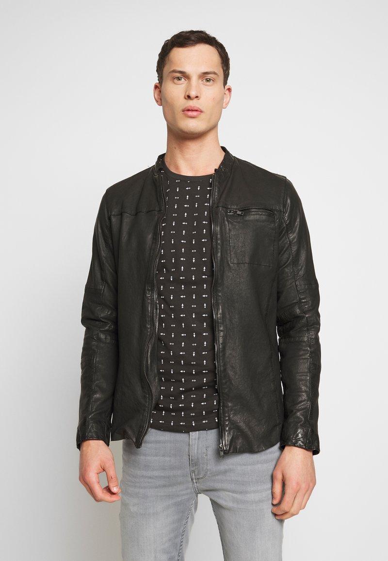 Be Edgy - BEJACEK - Veste en cuir - black