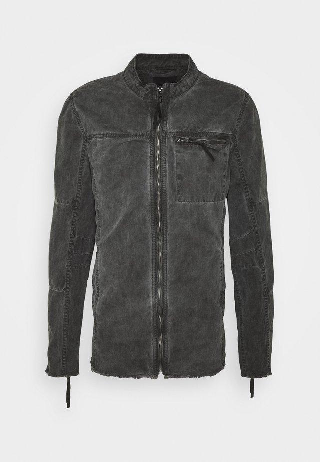 BETOMA - Jeansjacke - vintage black