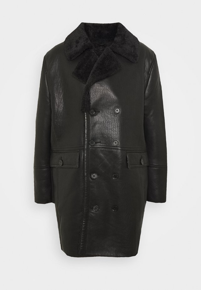 BEJORDAN - Cappotto classico - black