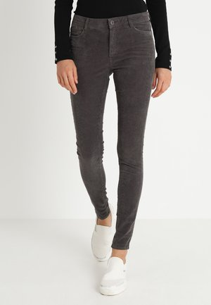 Trousers - gunmetal