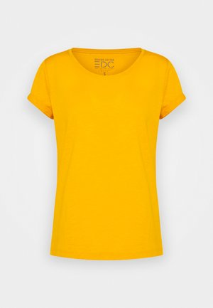 CORE - T-shirts - brass yellow