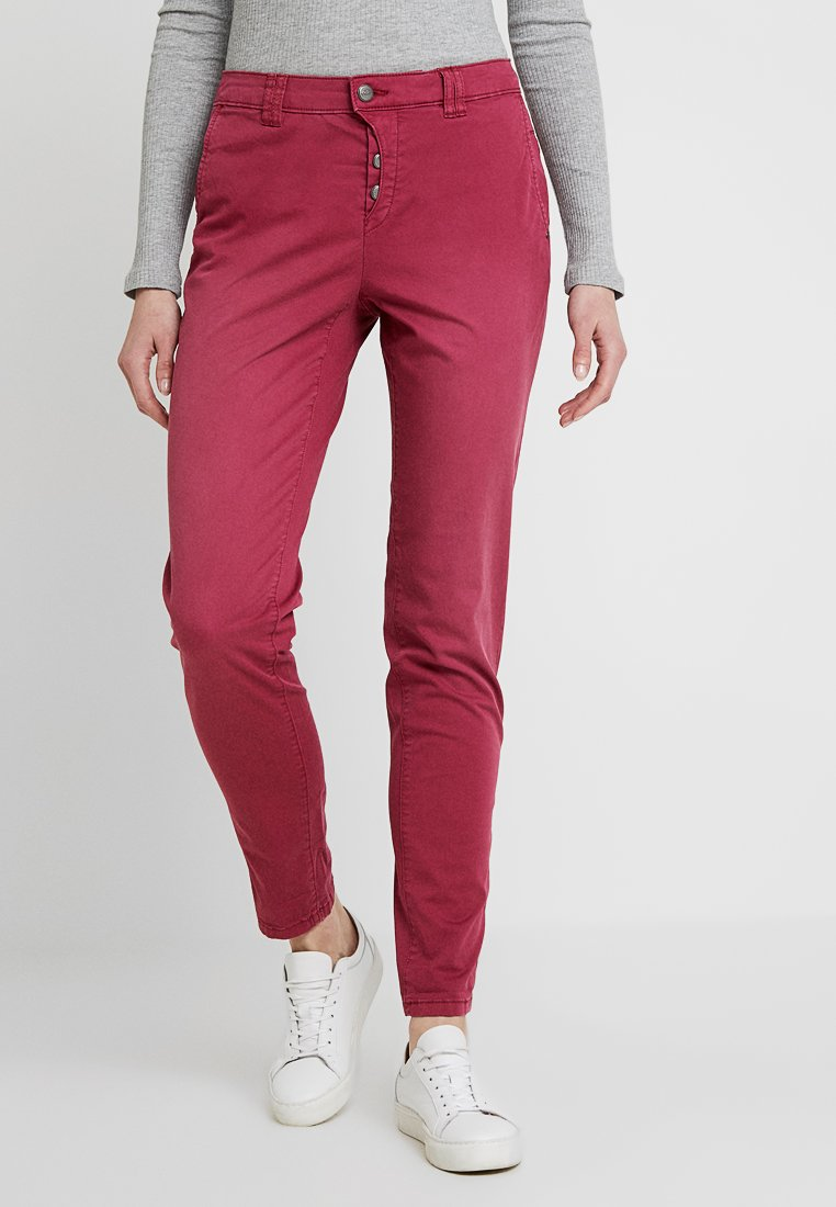 edc by Esprit - Chinos - cherry red