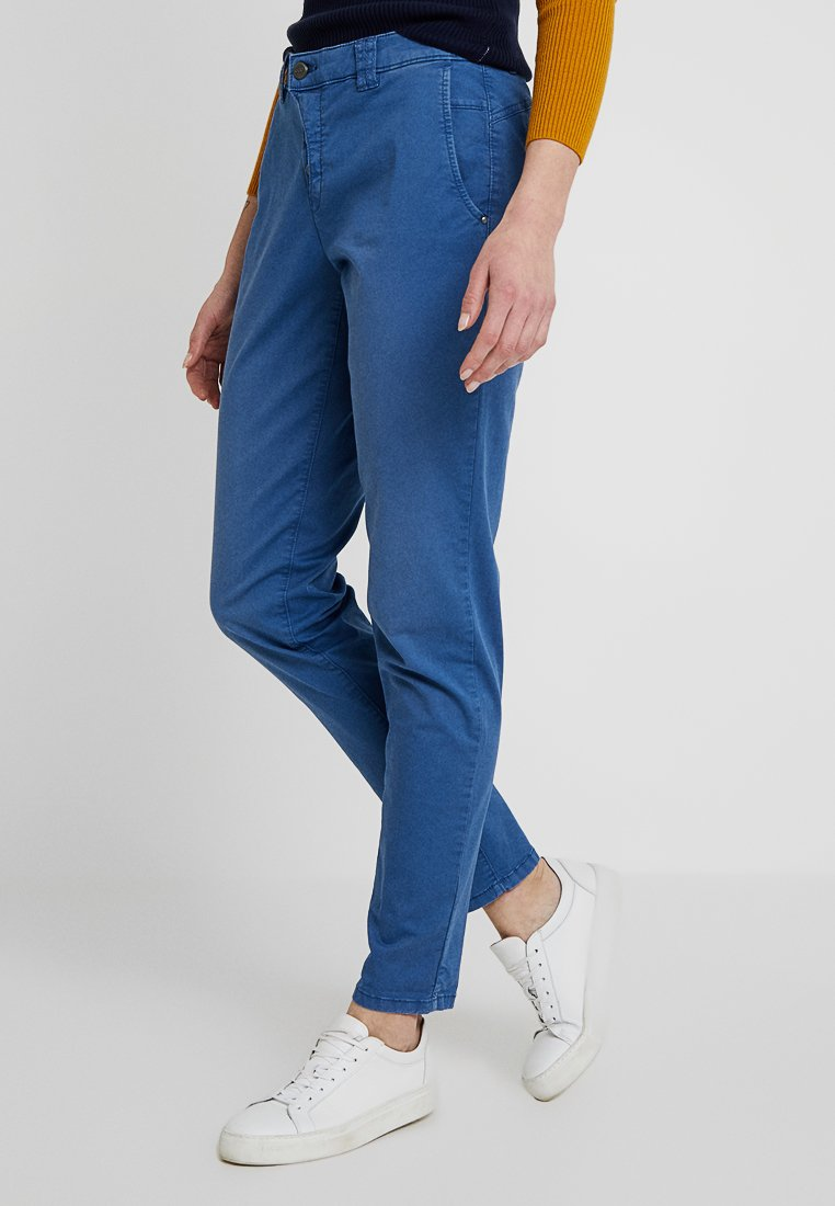 edc by Esprit - Pantalones chinos - blue